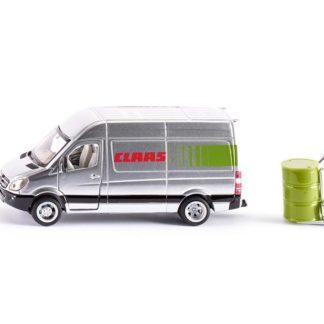 Mercedes Sprinter Claas Service Vehicle (Siku 1995)