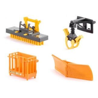 Front Loader Accessories (Siku 3661) | LeVida Toys