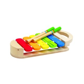 Hape Rainbow Xylophone Musical Toy | LeVida Toys