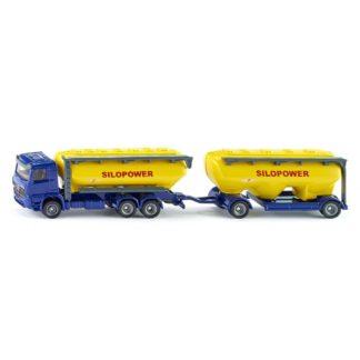Siku Mercedes Arocs Truck with Feedstuff Silos 1:87 | LeVida Toys