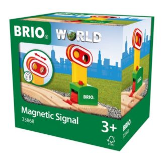 BRIO Magnetic Signal - Model No. 33868 | LeVida Toys