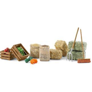 Schleich Feed set Farm Life figure - Schleich 42105 | LeVida Toys