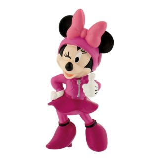 Bullyland - Mickey and the Roadster Racers: Racer Minnie | LeVida Toys