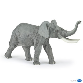 Papo Elephant - Wild Animal Kingdom figure - Papo 50215 | LeVida Toys