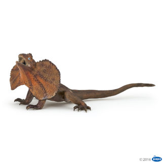 Papo Frilled Lizard - Wild Animal Kingdom figure - 50223 | LeVida Toys