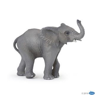 Papo Young Elephant - Wild Animal Kingdom figure - 50225 | LeVida Toys