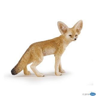 Papo Fennec Fox - Wild Animal Kingdom figure - 50229   LeVida Toys