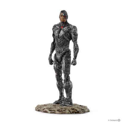 Schleich Justice League Movie: Cyborg figure - 22566 | LeVida Toys