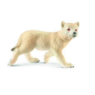 Schleich Arctic Wolf Wild Life figure - Schleich 14804 | LeVida Toys