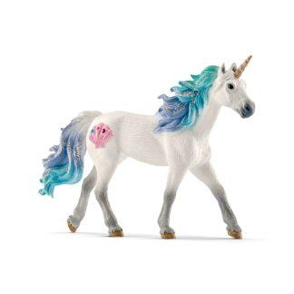 Schleich Sea Unicorn Stallion Bayala figure - Schleich 70571 | LeVida Toys