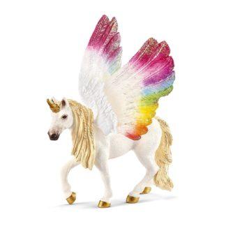 Schleich Winged Rainbow Unicorn Bayala figure - 70576   LeVida Toys