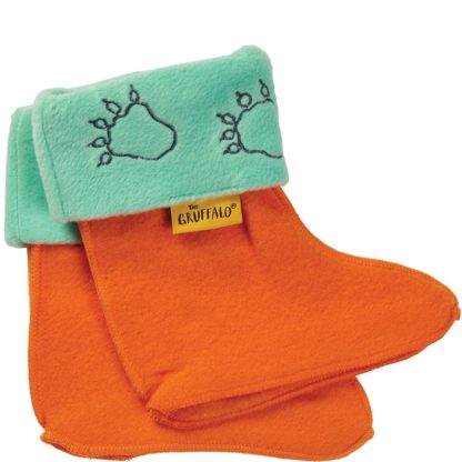 Childrens Gruffalo Boot Warmers by Briers | LeVida Toys
