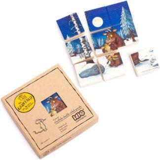 Bajo Wooden Gruffalo Double Sided Puzzle | LeVida Toys