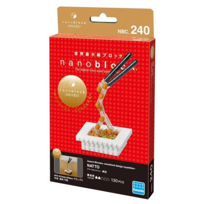 Award Selection Natto (Nanoblock NBC-240)