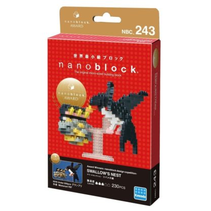 Award Selection Swallow's Nest (Nanoblock NBC-243)
