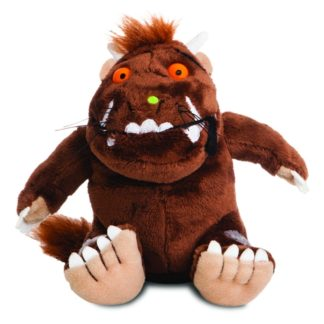 Gruffalo Sitting 7 inch soft toy by Aurora | LeVida Toys