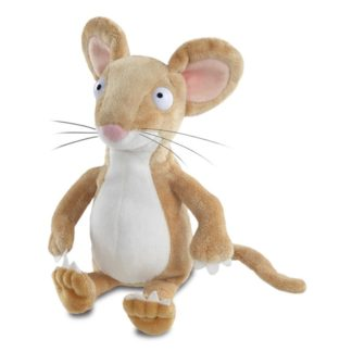 The Gruffalo: Mouse 7 inch soft toy by Aurora | LeVida Toys