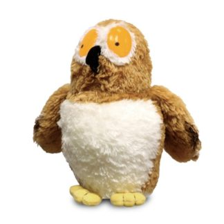 The Gruffalo: Owl 7 Inch soft toy by Aurora | LeVida Toys