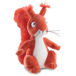 The Gruffalo: Squirrel 7 Inch soft toy by Aurora | LeVida Toys