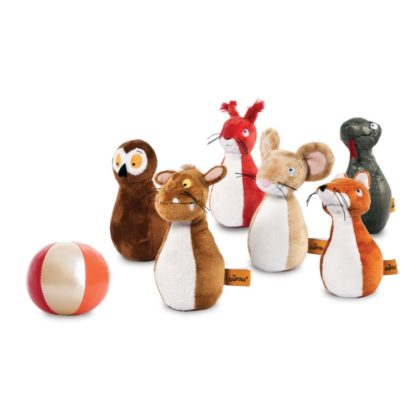 The Gruffalo's Child Soft Skittles Set by Aurora | LeVida Toys