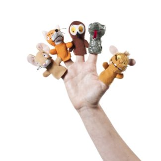 The Gruffalo's Child Finger Puppets set by Aurora | LeVida Toys