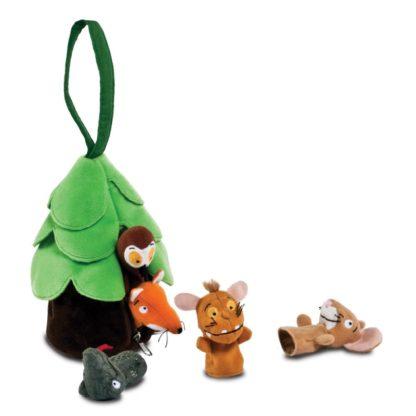 The Gruffalo's Child Finger Puppets set by Aurora | LeVida Toys