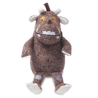 The Gruffalo Baby Plush Rattle 8 Inch by Aurora | LeVida Toys