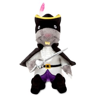 The Highway Rat 9 Inch soft toy by Aurora | LeVida Toys
