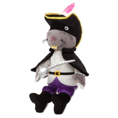 The Highway Rat 9 Inch soft toy by Aurora | LeVida Toys