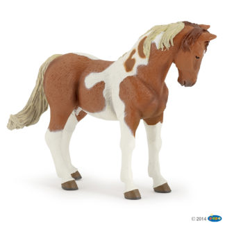Papo Pinto Mare - Horses, Foals and Ponies figure - 51094 | LeVida Toys