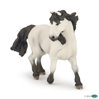 Papo Camargue Horse figure - Papo 51543 | LeVida Toys