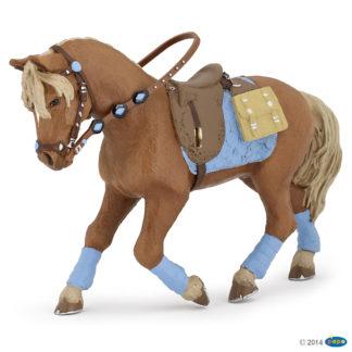 Papo Young Rider's Horse figure - Papo 51544 | LeVida Toys