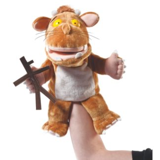 The Gruffalo's Child Hand Puppet by Aurora | LeVida Toys