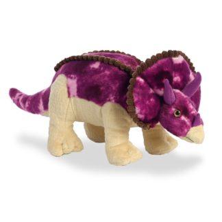 Aurora Triceratops 13 Inch Dinosaur soft toy | LeVida Toys
