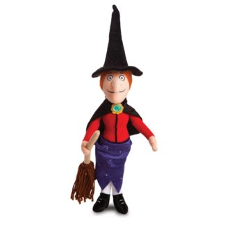 Room On The Broom: Witch soft toy by Aurora | LeVida Toys