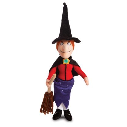 Room On The Broom: Witch soft toy by Aurora   LeVida Toys