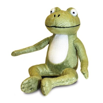 Room on the Broom: Frog soft toy by Aurora | LeVida Toys