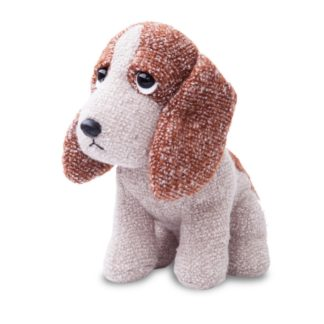 Fabbies: Bentley the Basset Hound soft toy by Aurora | LeVida Toys