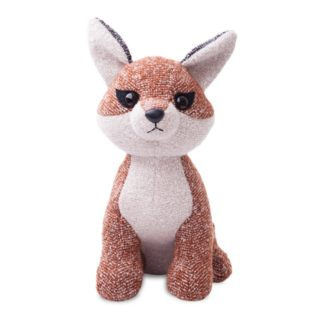 Fabbies: Felix the Fox soft toy by Aurora : LeVida Toys