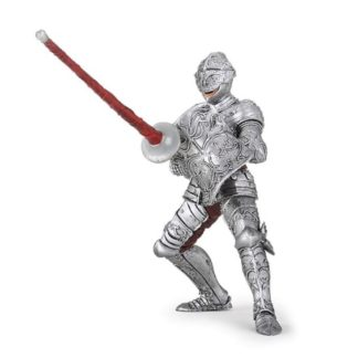 Papo Knight in Armour - Medieval Era figure - Papo 39798 | LeVida Toys