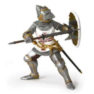 Papo Germanic Knight - Medieval Era figure - Papo 39947 | LeVida Toys