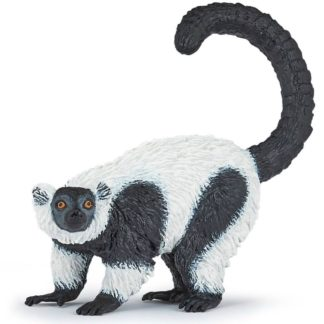 Papo Ruffed Lemur - Wild Animal Kingdom figure - 50234 | LeVida Toys