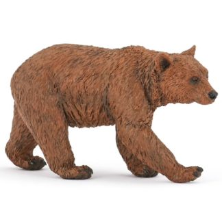 Papo Brown Bear - Wild Animal Kingdom figure - 50240 | LeVida Toys