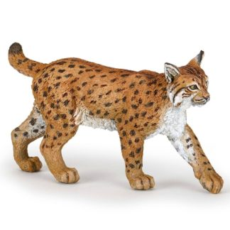 Papo Lynx - Wild Animal Kingdom figure - Papo 50241 | LeVida Toys
