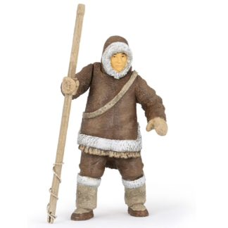 Papo Inuit Man - Marine Life figure - Papo 56033 | LeVida Toys