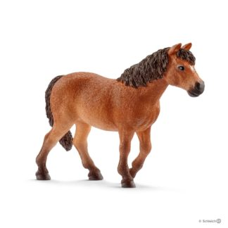 Schleich Dartmoor Pony Mare Farm Life figure - 13873 | LeVida Toys