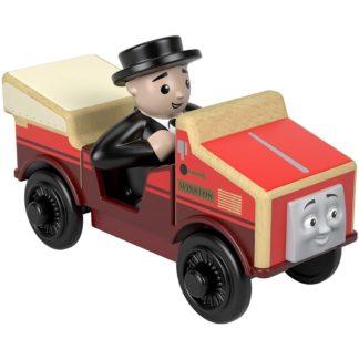 Thomas & Friends Wooden Railway: Winston - FHM21 | LeVida Toys