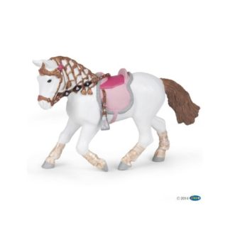Papo Walking Pony - Farmyard Friends figure - Papo 51526 | LeVida Toys