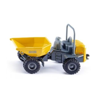 Siku Wacker Neuson DW 60 Dumper 1:50 die-cast model | LeVida Toys