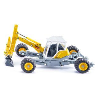 Siku Menzi Muck walking excavator 1:50 die-cast model | LeVida Toys